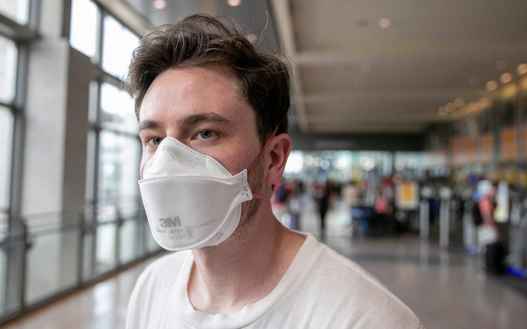 90% fewer passengers are flying than last year because of coronavirus, TSA says