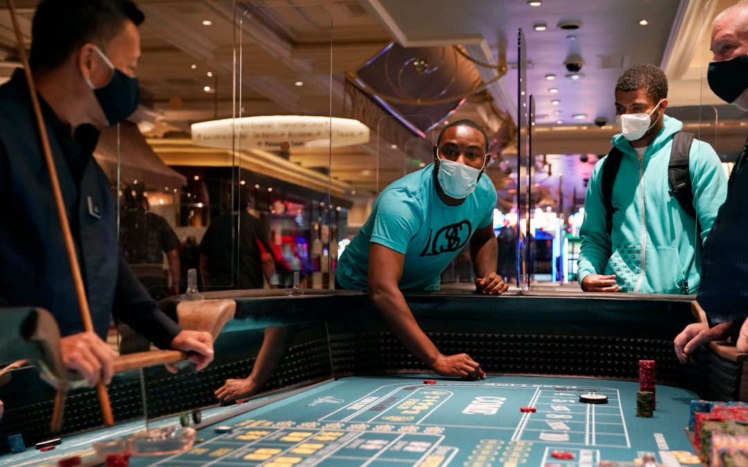Las Vegas has 'soft opening' amid George Floyd protests and coronavirus pandemicEd Komenda
