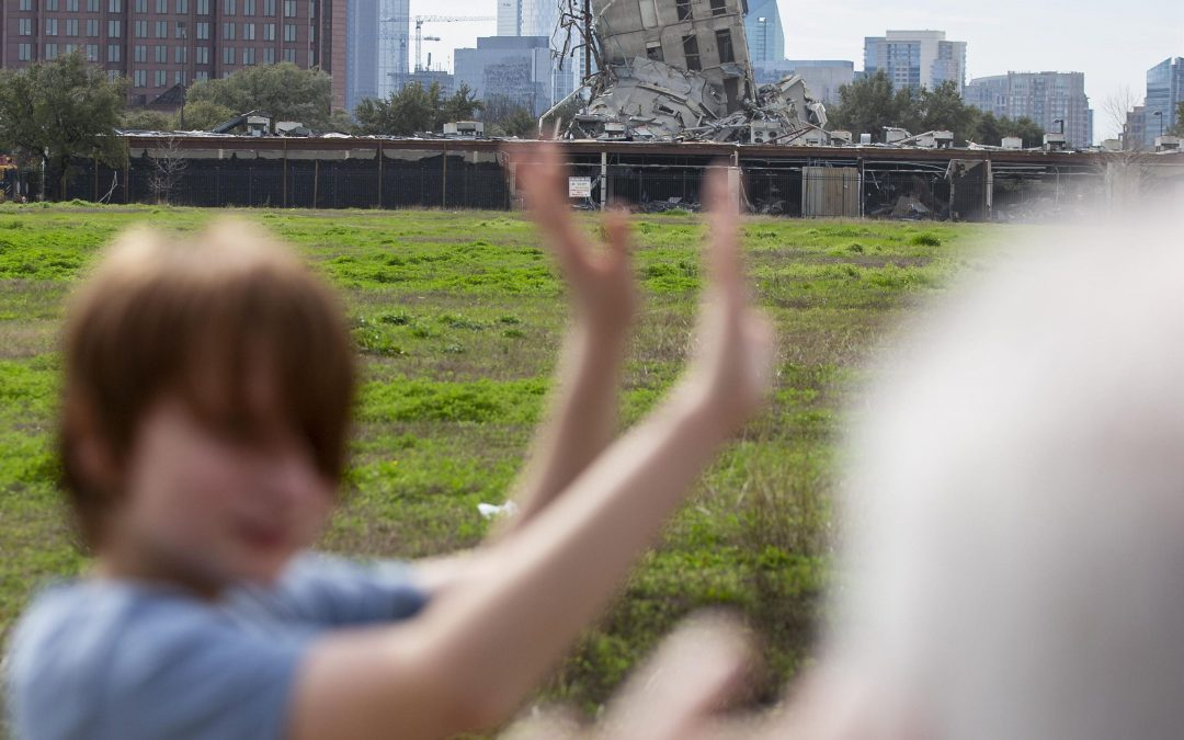 Leaning Tower of Dallas survived demolition to become city's accidental Instagram star