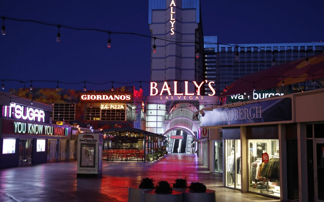 Welcome back: Las Vegas' Bally's hotel-casino to reopen July 23 during COVID-19 pandemic