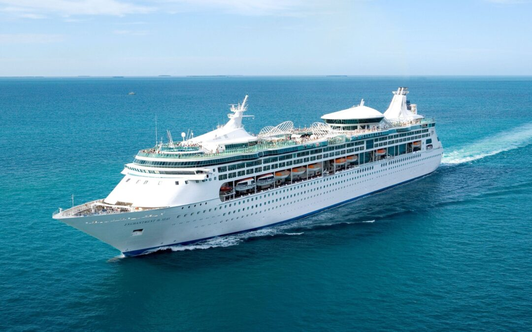 COVID-19 testing 'very likely' when Royal Caribbean returns to cruising, executive says